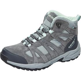 Hi-Tec Alto II Mid WP Naiset kengät , harmaa/valkoinen
